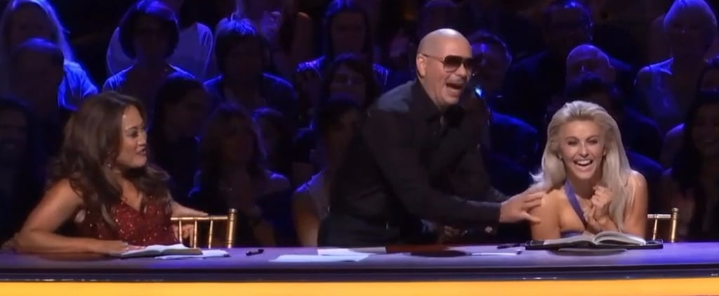 Pitbull's Derogatory DWTS Comment Is Harassment — Here's Why