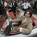 Justin Trudeau Wedding Pictures