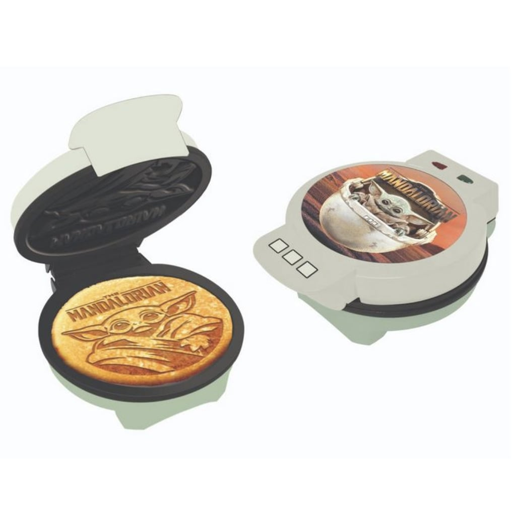You Can Preorder This Baby Yoda Waffle Maker Now