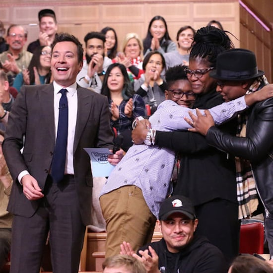Jimmy Fallon Surprises Family With Home Renovation Video