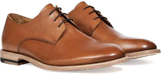 Paul Smith Shoes Cognac Brown Leather Walter Oxfords