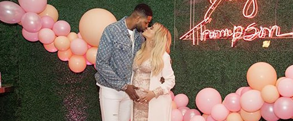 Khloé Kardashian Is Beautiful and Glowing During Her First Pregnancy