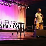 The Comedy Tent
