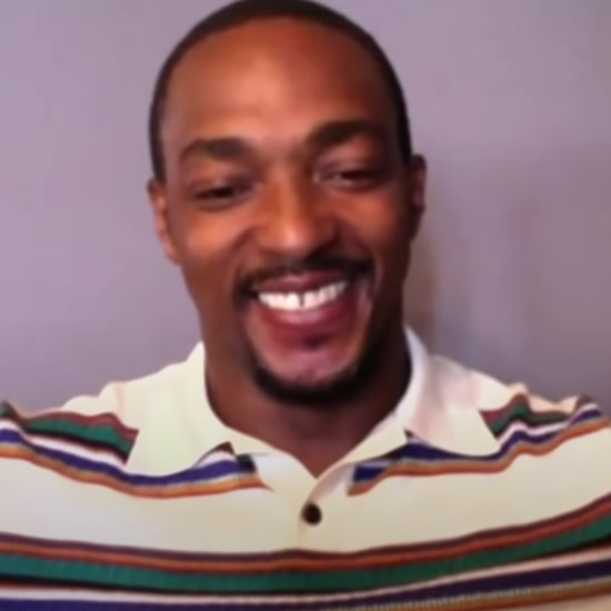 Anthony Mackie Talks Becoming First Black Captain America