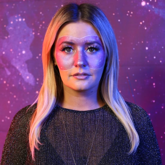 This Easy Galaxy Makeup Tutorial Is Perfect For Halloween