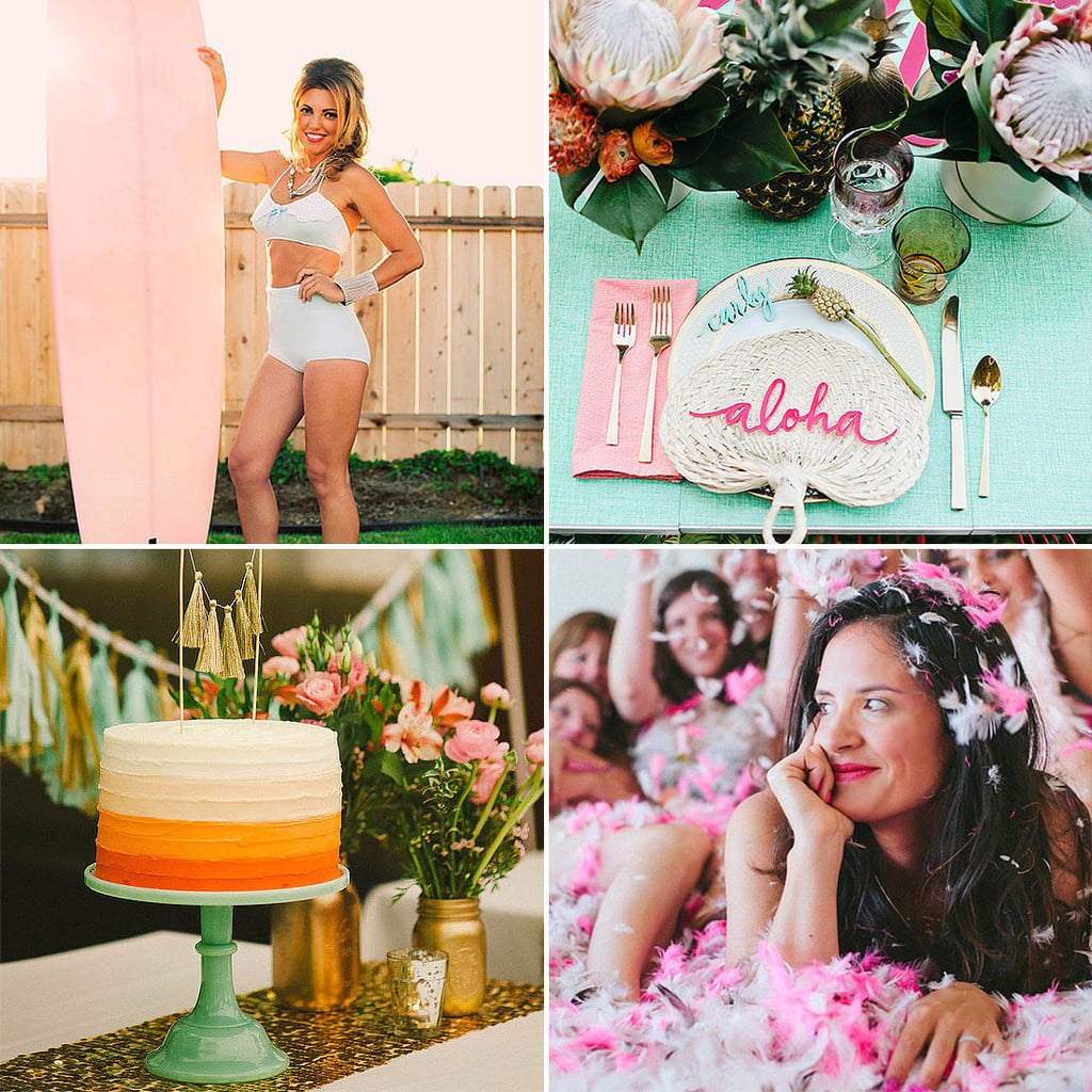 Kitchen Tea Themes Bridal Shower Ideas Popsugar Love Sex