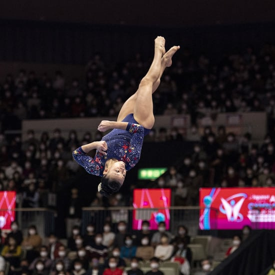 Leanne Wong Wins Bronze on Floor at 2021 World Championships