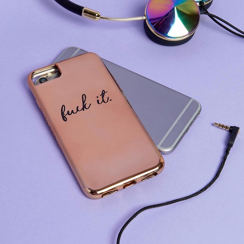 Curse-Word Phone Cases
