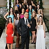 Blake With the Remaining Bachelorettes