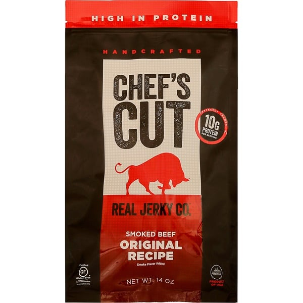 Chef's Cut Smoked Beef Jerky