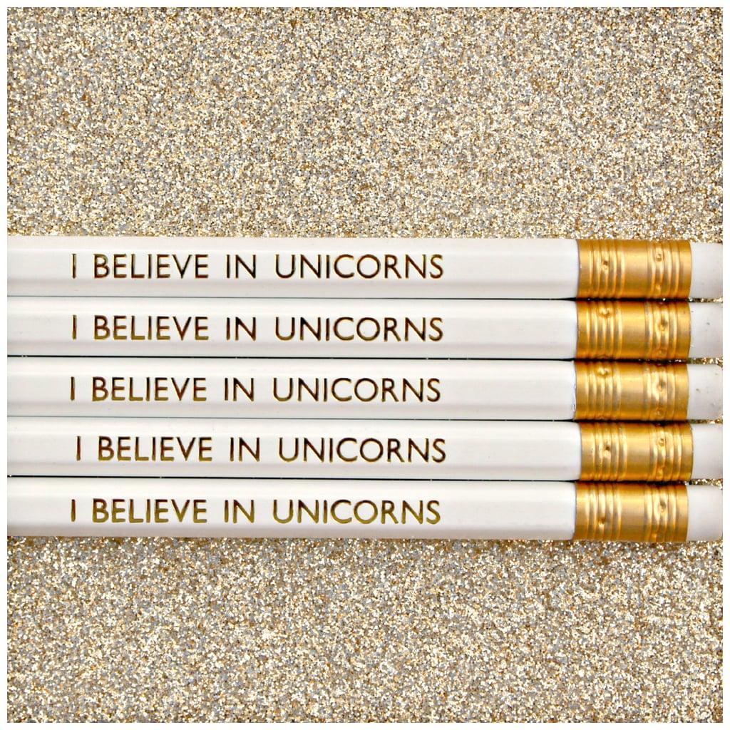 Unicorn Pencils ($2)