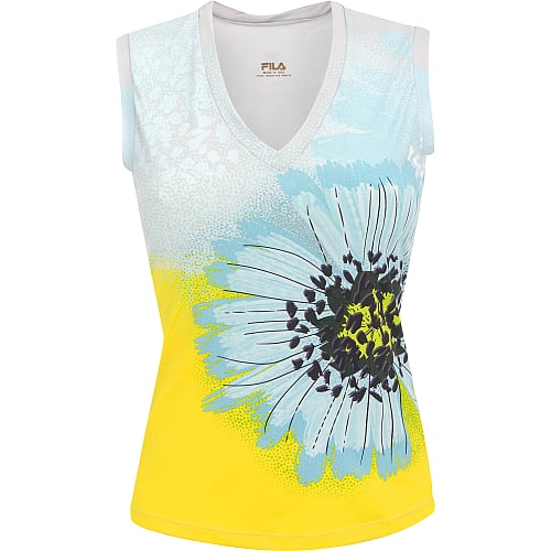 Fila Flower Sleeveless Tee