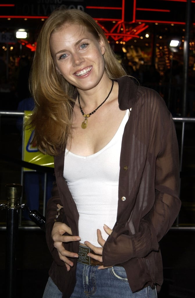 Amy Adams 2002 Old Red Carpet Photos Vintage Archive