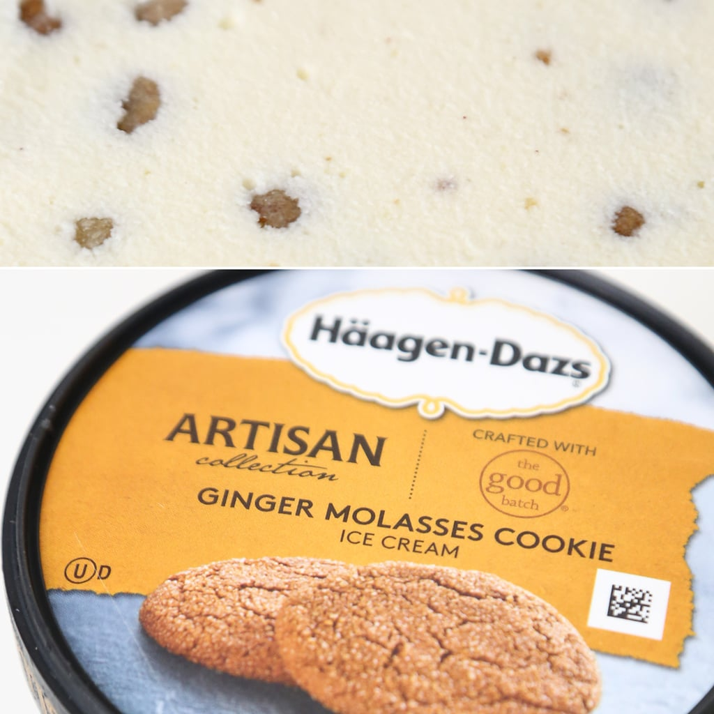 Häagen-Dazs Ginger Molasses Cookie