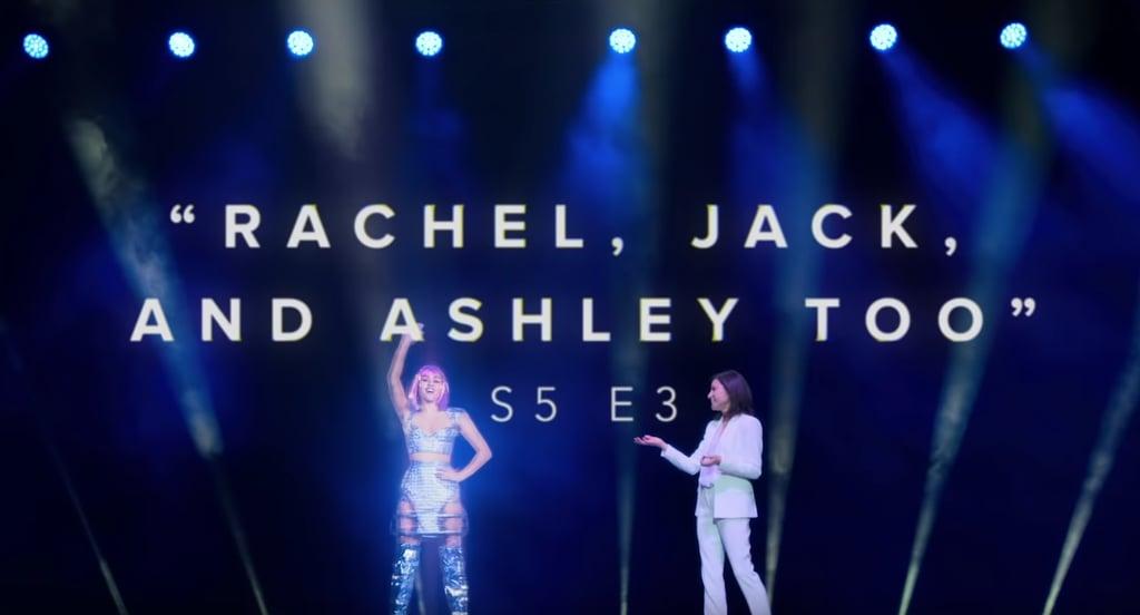 "Aries — ""Rachel, Jack, and Ashley Too"""