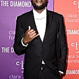 Meek Mill at the 2019 Diamond Ball