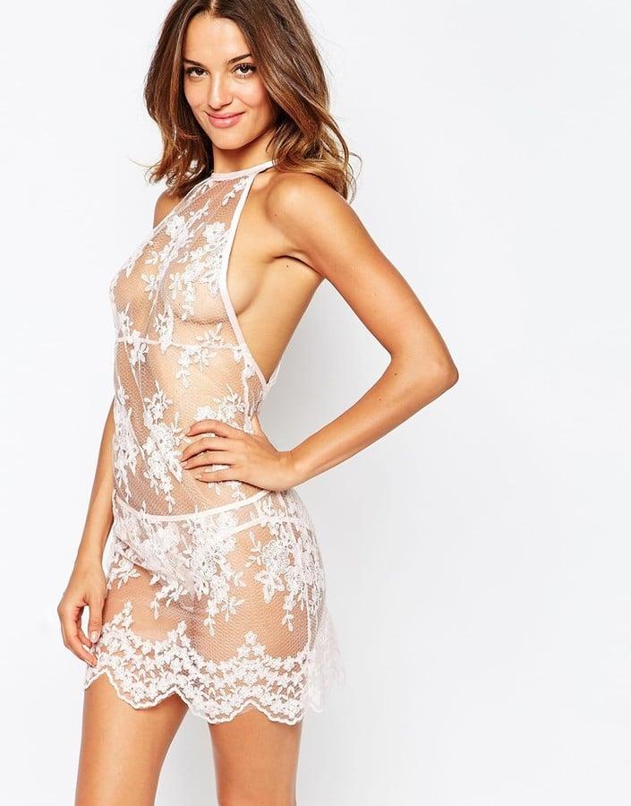 Bluebella Juliana Chemise Dress ($65)
