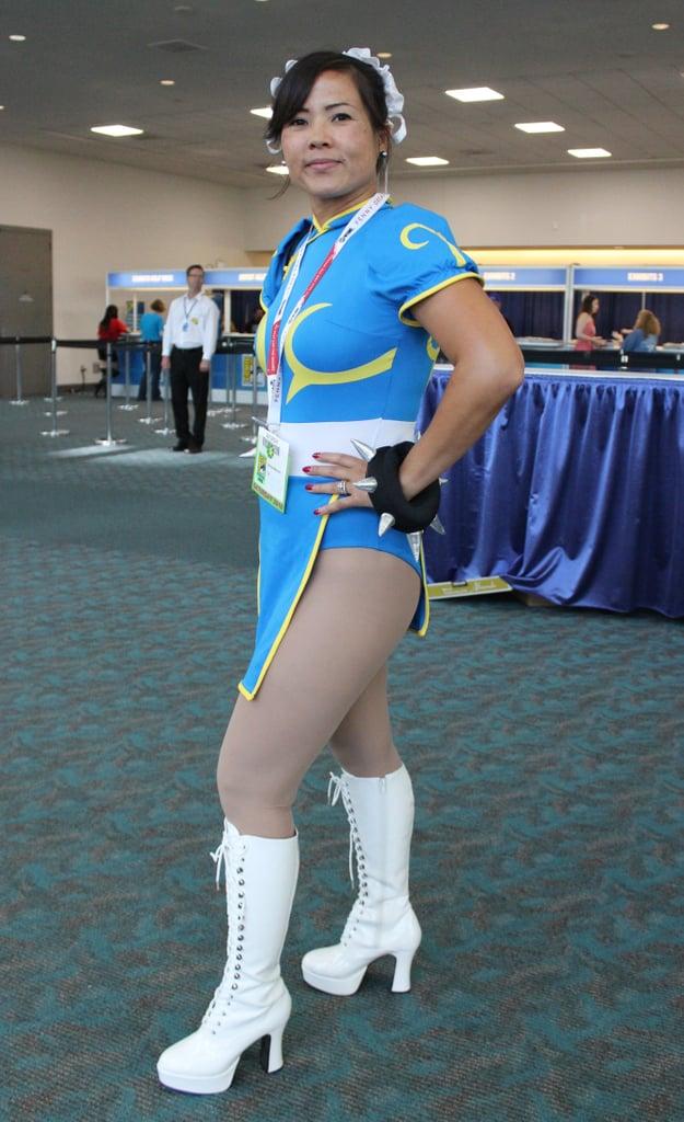 Chun-Li — Street Fighter