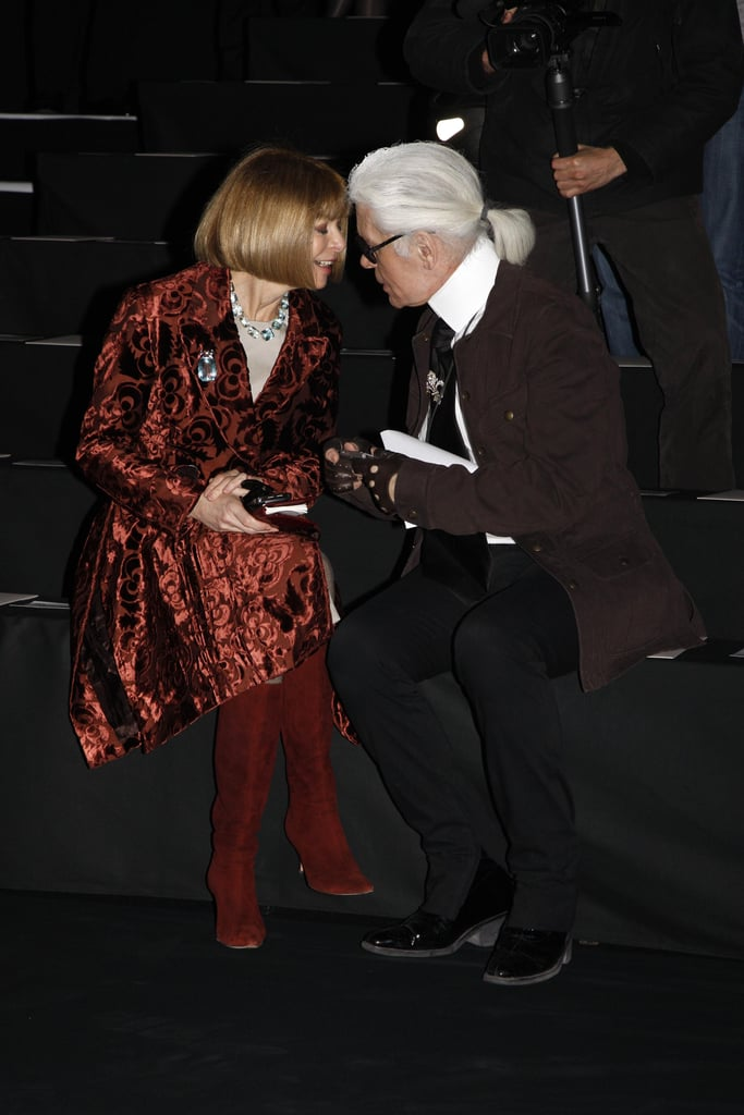 2009: Karl Lagerfeld Fall 2009 Show