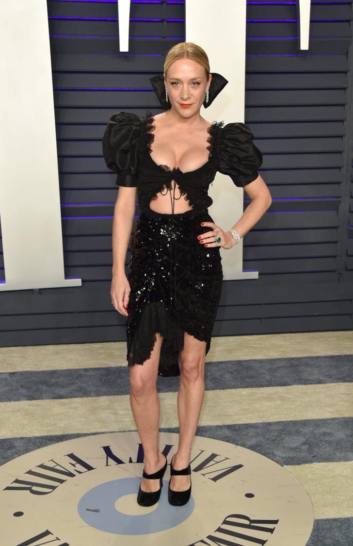 Chloe Sevigny At The 2019 Vanity Fair Oscar Party Vanity