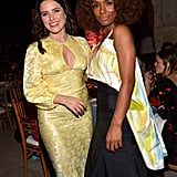 Sophia Bush and Janet Mock at the InStyle Awards 2019
