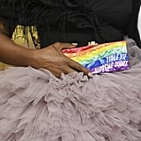 Laverne Cox's Rainbow Emmys Clutch For the LGBTQ Community
