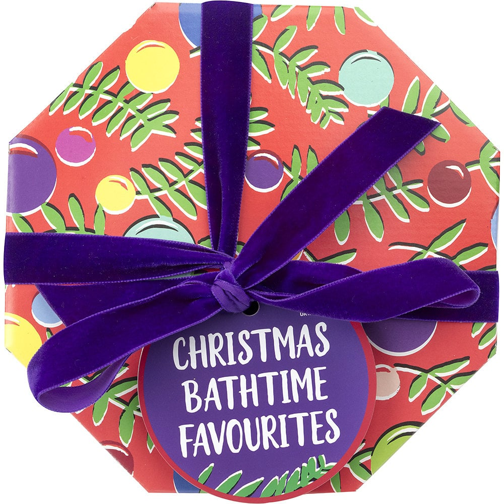 Lush Christmas Bathtime Favourites
