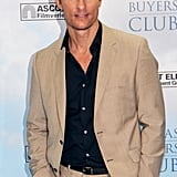 "Hot off a winning award season, Matthew McConaughey has joined Sea of Trees, a drama directed by Gus Van Sant and costarring Ken Watanabe. He and Watanabe will play two men who meet by accident in Japan's ""Suicide Forest"" then embark on a life-changing journey."