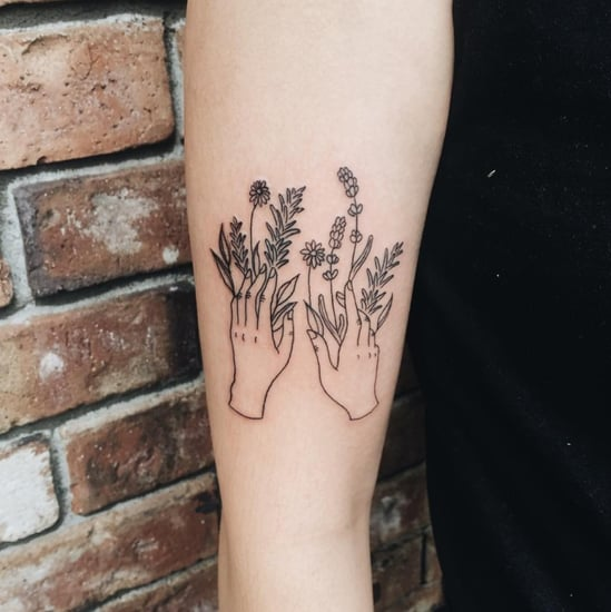 Spring- and Easter-Inspired Tattoos
