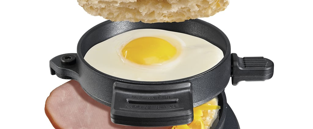 This $25 Breakfast Sandwich Maker Makes My Mornings So Easy