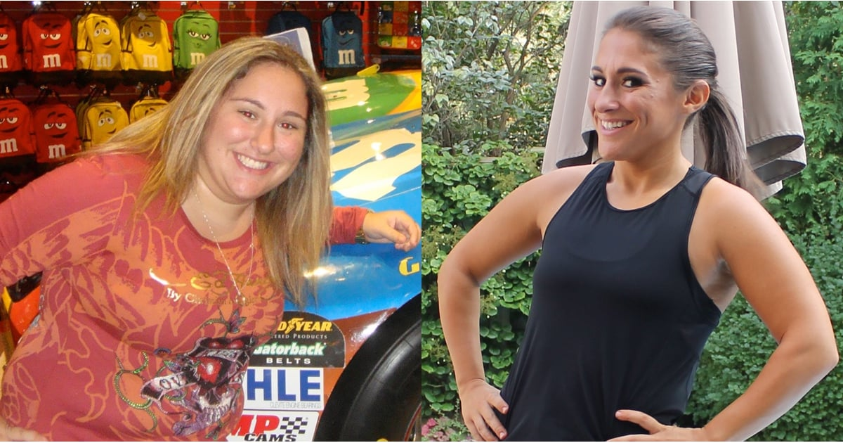 This Is How Jessica Lost Over 100 Pounds — Without