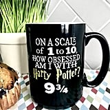 """""""How Obsessed Am I With Harry Potter?"""" Mug"""
