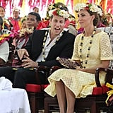 Prince William and Kate really seemed to be enjoying their trip to the Far East.