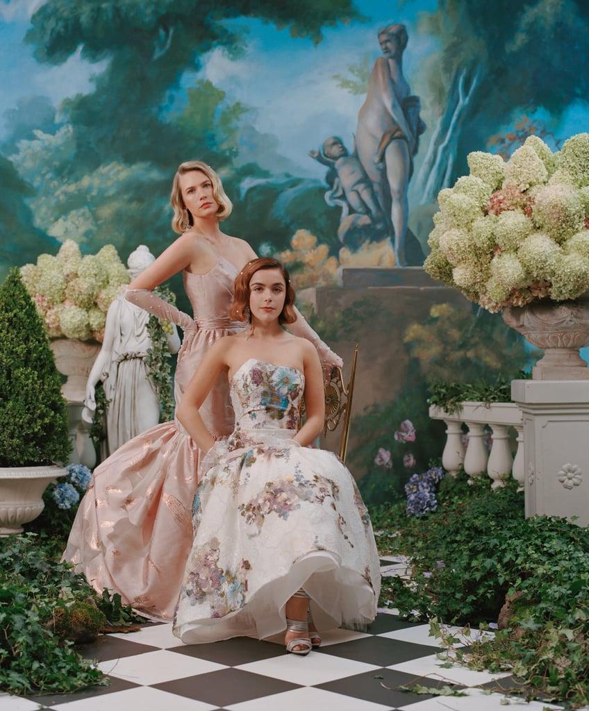 Kirsten Dunst, Gabrielle Union, Kiernan Shipka, and More Celebrities Pose For Rodarte