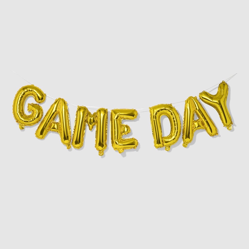 Draper James x Coterie Game Day Balloon Banner