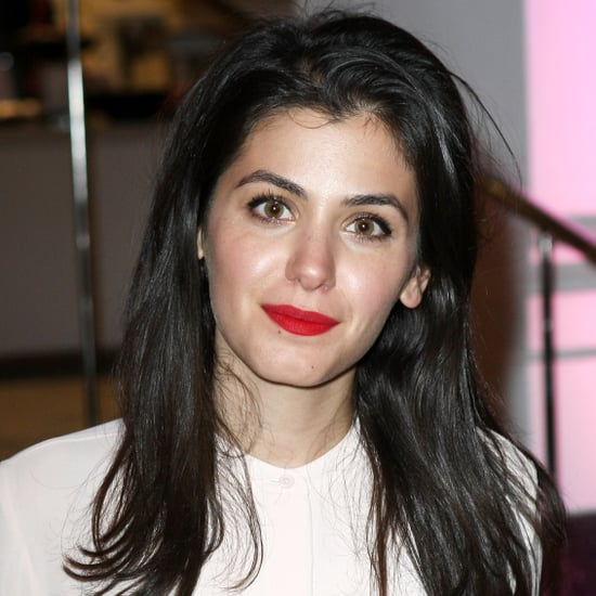 Katie Melua Finds a Spider in Her Ear