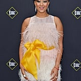 Tamera Mowry-Housley at the 2019 People's Choice Awards