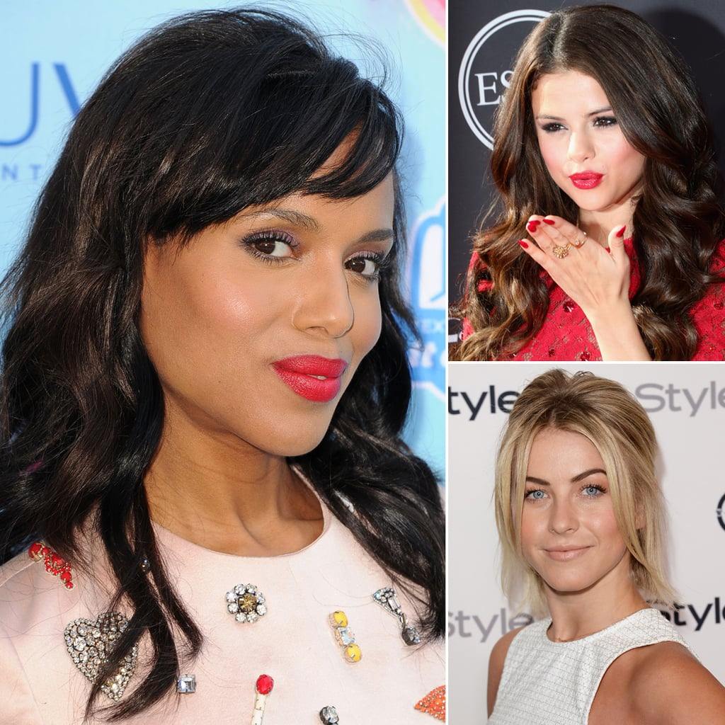 The Top 50 Celebrity Beauty Looks of Summer '13