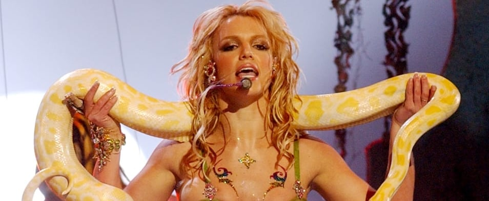 Britney Spears Pictures Over the Years