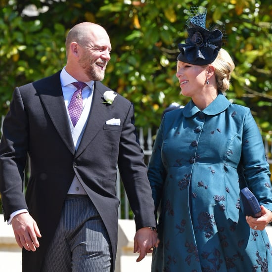 Name of Zara and Mike Tindall's Second Baby