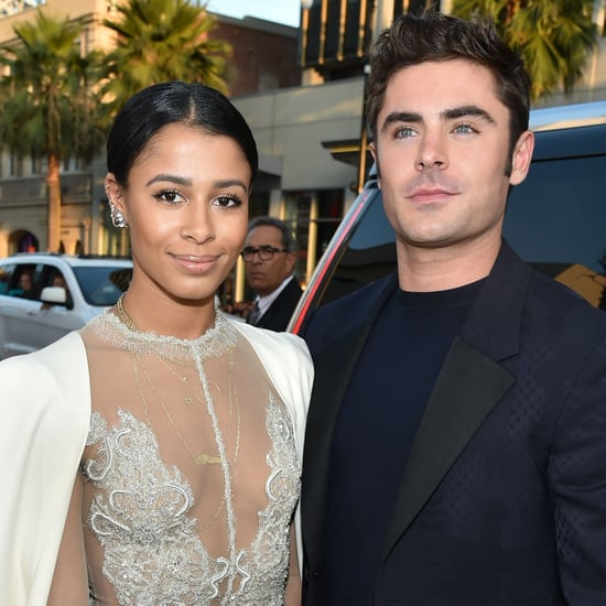 Sami Miro Talks About First Anniversary With Zac Efron