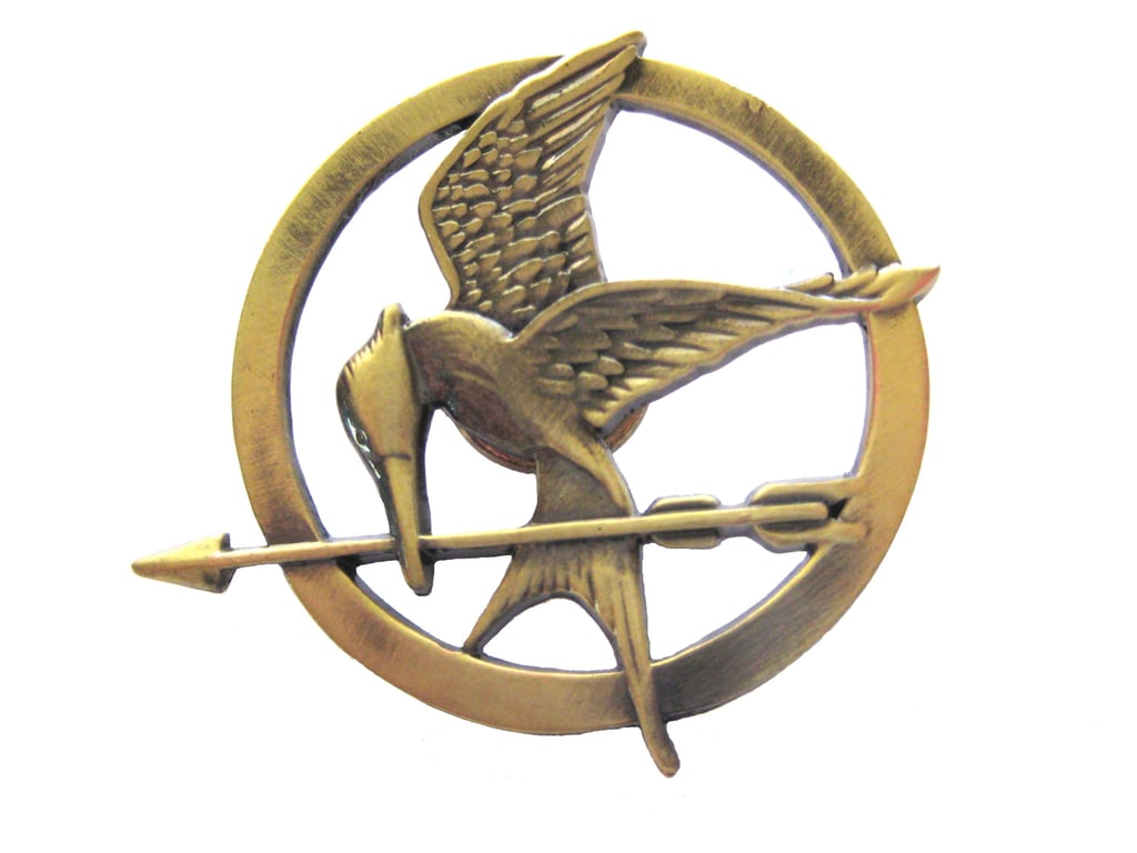 Mockingjay Pin ($10)