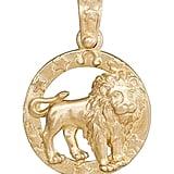 Helen Ficalora Large Leo Zodiac Charm