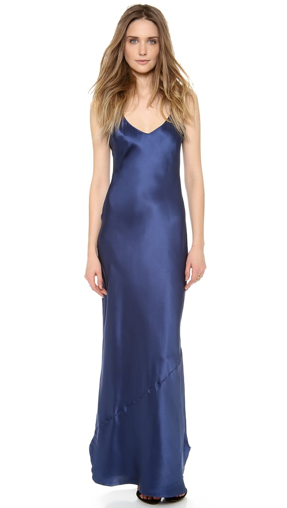 Nili Lotan Maxi Cami Dress ($495)