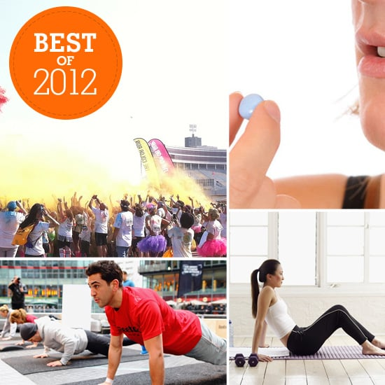 The Biggest Diet and Fitness Trends of 2012