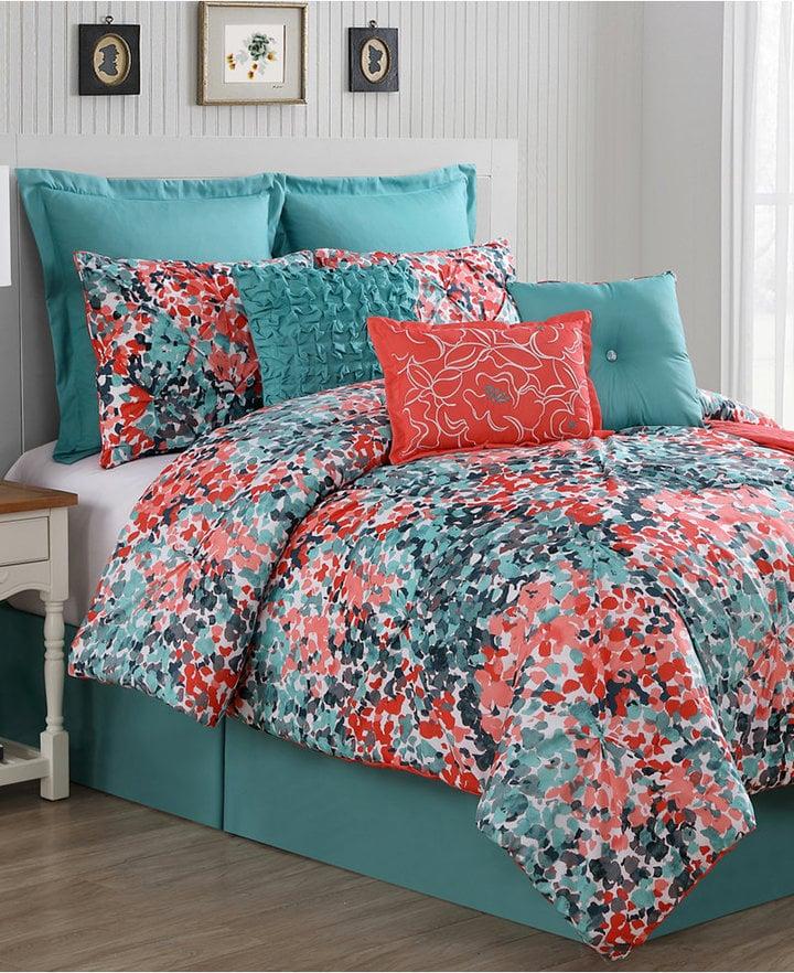 10-Piece King Comforter Set ($300)