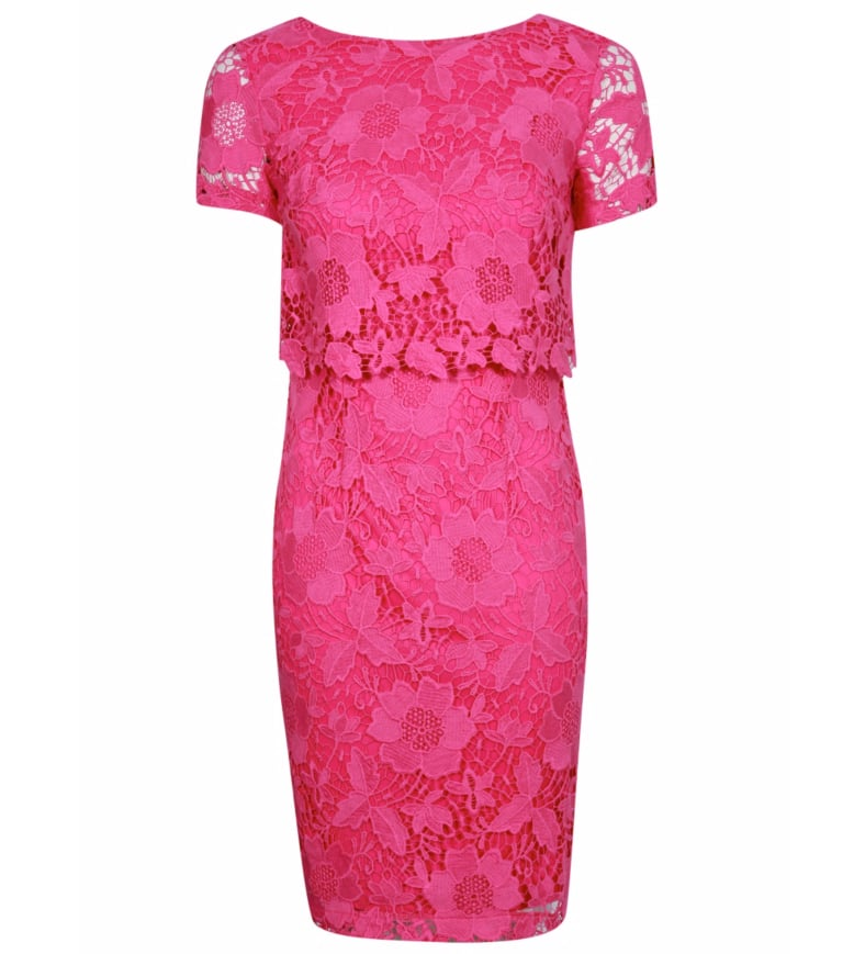 George lace layer dress (£35)