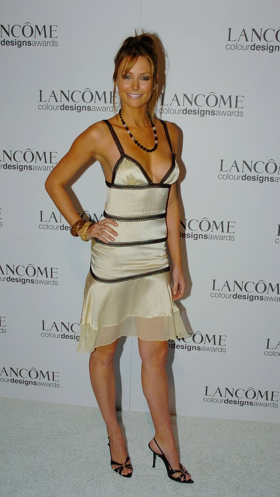 June 2005: Lancôme Colour Design Awards