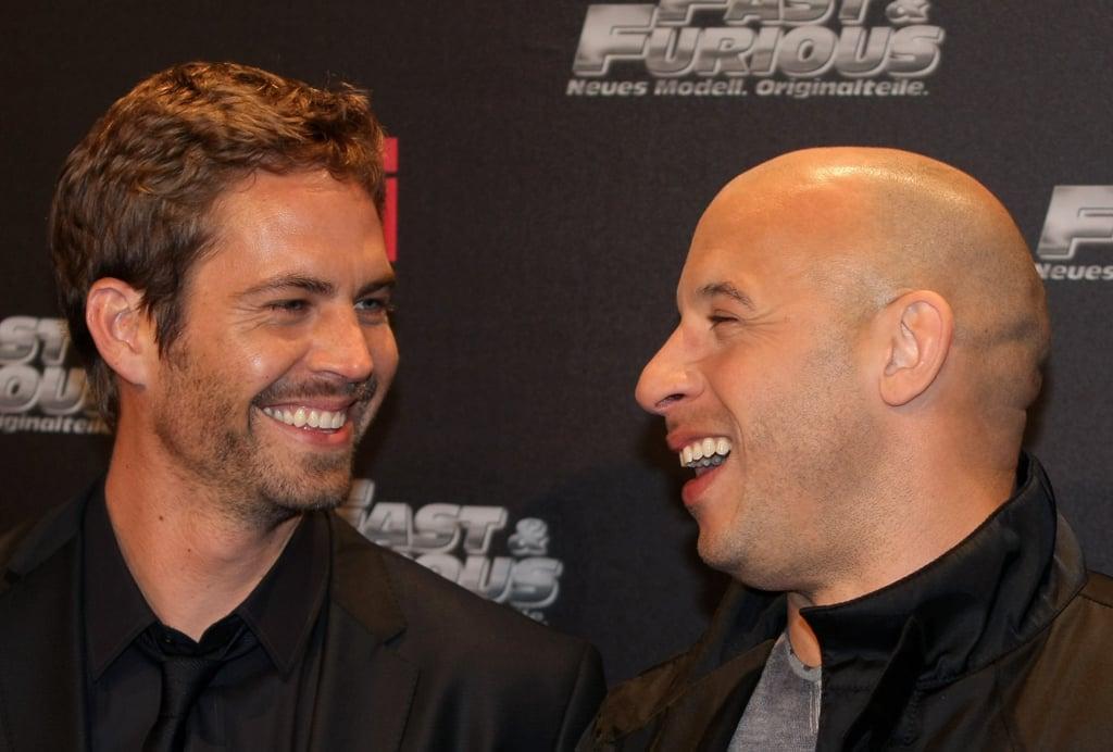 Paul Walker and Vin Diesel Pictures