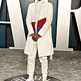 Lena Waithe at the Vanity Fair Oscars Afterparty 2020
